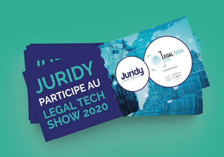 Legal Tech Show juridy