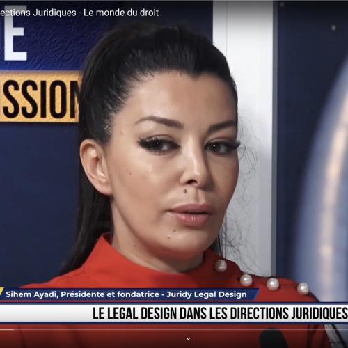 Le monde du droit - Lex Inside