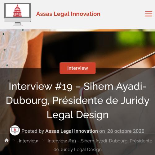 interview-Assas Legal Innovation
